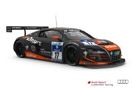 audi race car audi teams in nürburgring 24 hours sights set on victory u2013 build