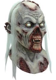 black hooded bloody skull mask reaper zombie horror halloween