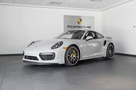 porsche chalk 2018 porsche 911 turbo s for sale in colorado springs co 18009
