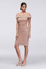 cocktail dresses for weddings cocktail dresses for weddings or any occasion david s