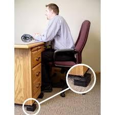 fabulous office desk risers square desk risers raisers office