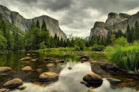 mountains wood and mountain river hd desktop wallpaper hd