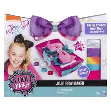 cool hair bows jojo bow maker siwa toys r us by spinmaster nickelodeon hair bows