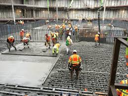 it took 18 hours to pour the foundation for san francisco u0027s