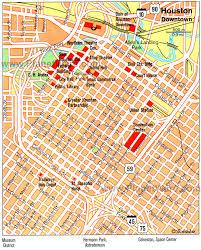 houston louisiana map maps update 700869 houston tourist attractions map 11