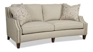silver tufted sofa furniture nailhead leather sofa nailhead sofa silver settee