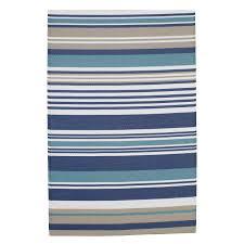 tappeti esterno tappeto a righe da esterno in polipropilene 180 x 270 cm