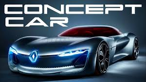 renault concept cars renault trezor concept car behold the future youtube