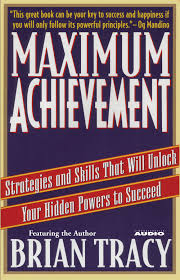 maximum achievement audiobook by brian tracy official publisher