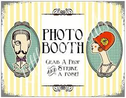 Photo Booth Sign Instant Download Printalbe Pdf Photo Booth Sign Photo Booth