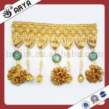 Beaded Fringe For Curtains Curtain Decorative Fringe China Curtain Decorative Fringe Supplier