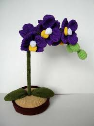 Orchid Flower Pic - 261 best crafts crochet orchids images on pinterest orchids