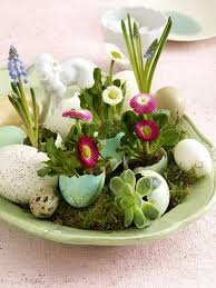 The Chew Easter Table Decorations by