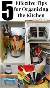 title u003e 5 effective tips for organizing the kitchen u003c title u003e sew