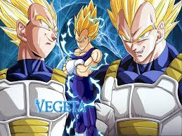 dragon ball wallpaper vegeta wallpapersafari