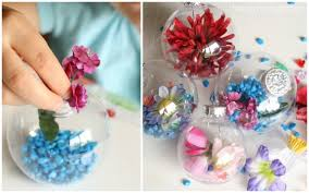 flower drop garden ornaments a gorgeous craft for