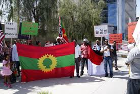 Oromo Flag Jambo Jootee
