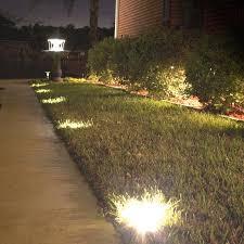 solar deck string lights solar deck dock and path light walmart com