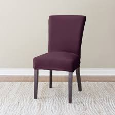 purple dining chair covers home furniture ideas