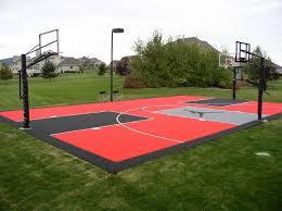 Backyard Sport Courts Outdoor U2014 Rhino Courts