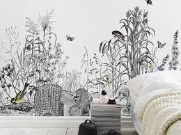 papier peint original chambre 25 superbes papiers peints pour la chambre décoration