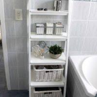 Black Bathroom Storage Tower by Interior Great Bathroom Designs With Narrow Bathroom Storage