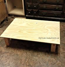 end table dog bed diy coffee table dog home decor rusted treasure diy end beds before and