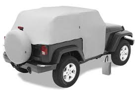 charcoal black jeep bestop 81040 09 all weather trail cover in charcoal for 07 18 jeep