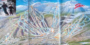 Big Sky Montana Trail Map by Stowe Mountain Resort History Vermont Newenglandskihistory Com