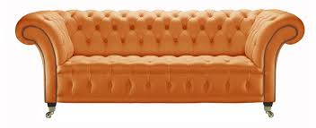 chesterfield sofa beds orange leather chesterfield sofa handcrafted in the uk