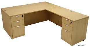 Maple Office Desks Maple Office Furniture 6 Suite