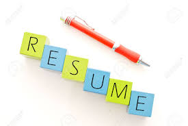 Best Font For Resume Writing by Resume Stock Resume For Your Job Application