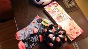halloween socks 2016back home again 2016