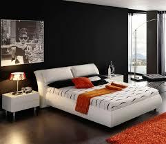 wohnideen dunklem grund wanfarben ideen wohnideen schlafzimmer dunkle wände oranger