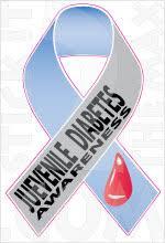 diabetes ribbon color ribbon diabetes awarness 1 1 type 2 stickit2themax