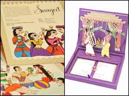 indian wedding card ideas and creative wedding card designs of every style