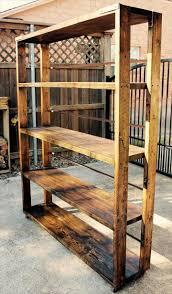 furniture home pallet bookshelves creative bookshelves design