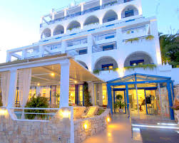 secret paradise hotel hotel nea kallikratia