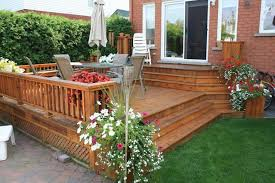 Decks And Patios Designs Small Decks And Patios Home Design Ideas And Pictures