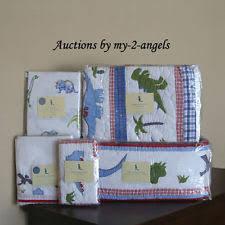 dinosaur crib bedding ebay