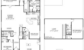 one floor plans with two master suites house plans with two master bedrooms clairelevy ranch house plans