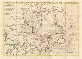 Map Of Newfoundland Canada by Cartography U2013 All About Canadian History