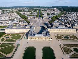 Palace Of Versailles Floor Plan French Baroque Architectural Monument Palace Of Versailles