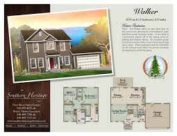 the walker u2013 southern heritage homes