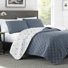 Eddie Bauer Bedroom Furniture by Eddie Bauer Freestone Reversible Quilt Set Bed Bath U0026 Beyond