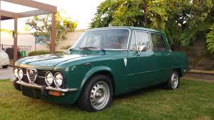 alfa romeo giulietta classic 1975 alfa romeo giulia classic driver market