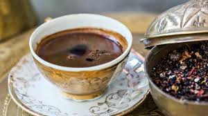 cuisine souad autour d un café turc typique de chez nous picture of dar souad