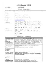 Lyx Resume Template Resume Format Diploma Mechanical Engineering Resume Ideas