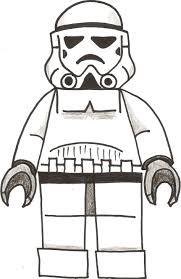 storm trooper coloring page diaet me