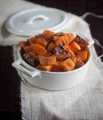 thanksgiving candied yam recipe healthy candied yams roasted maple glazed sweet potatoes